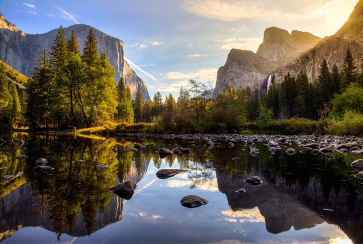Yosemite National Park - Bilferie i California og Hawaii