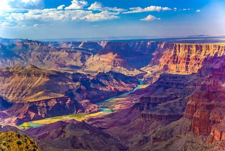 Grand Canyon National Park - Bilferie langs Route 66