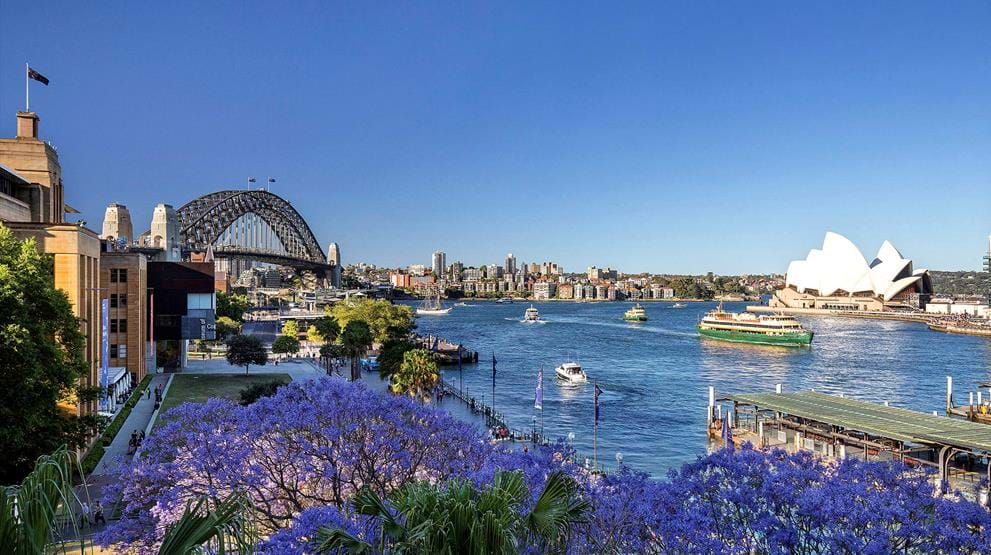 Sydney, New South Wales - Bilferie i Australia