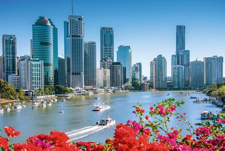 Flotte Brisbane, Credit: Tourism Events Queensland