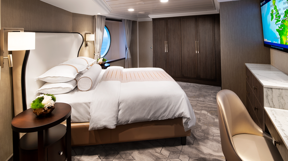 Lekre lugarer om bord Azamara Pursuit | Azamara Club Cruises