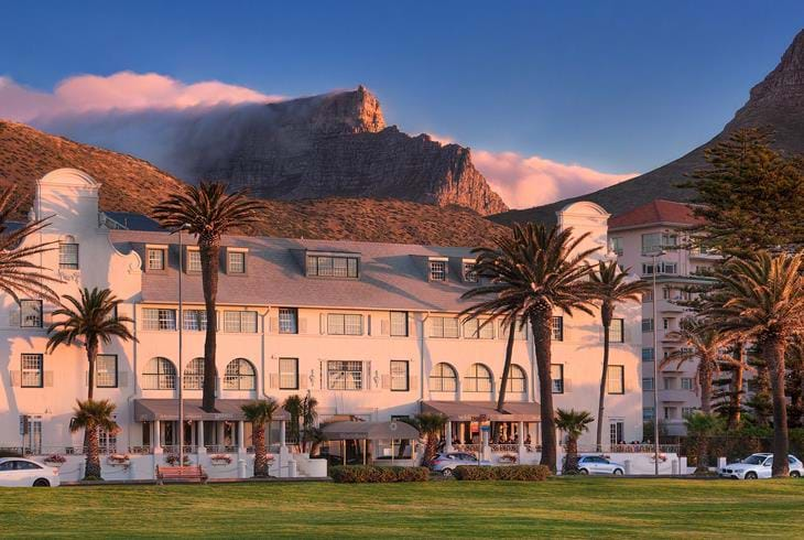 Winchester Mansion i Cape Town