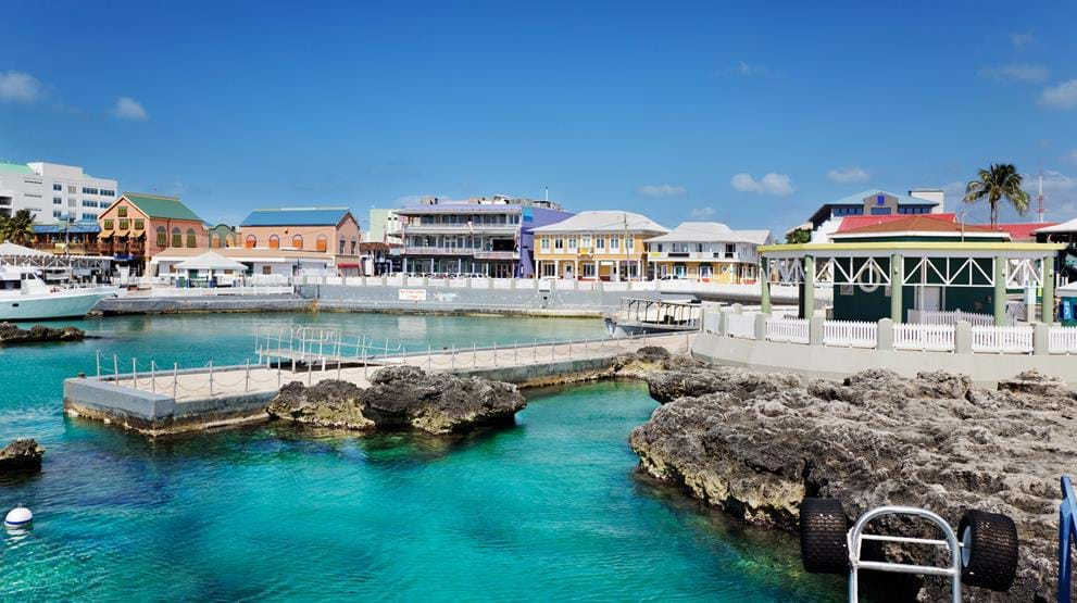 George Town, Grand Cayman - Reiser til Caymon Islands