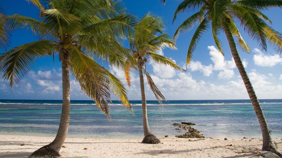 Cayman Brac - Reiser til Cayman Islands