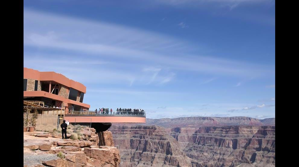 Grand Canyon Skywalk - Reiser til Grand Canyon nasjonalpark