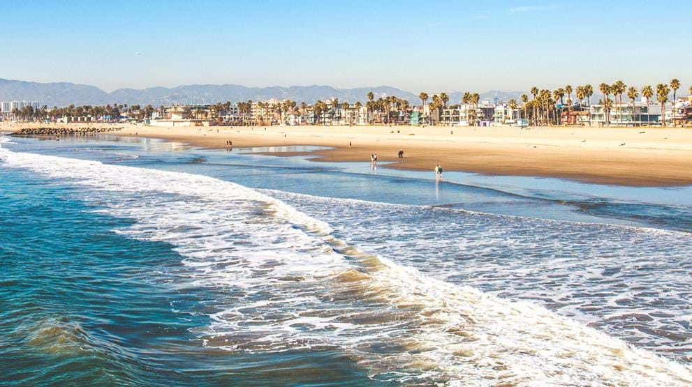 Venice Beach - Reiser til Los Angeles