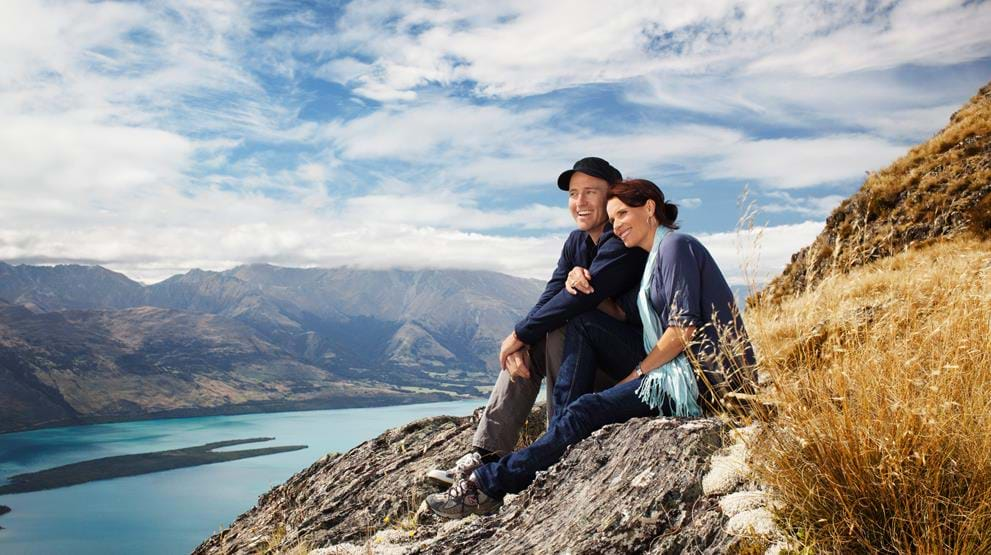 Den perfekte destinasjonen for friluftselskere. Foto: Chris Sisarich/New Zealand Tourism - Reiser til Queenstown