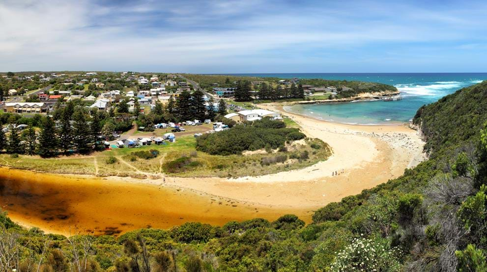 Port Campbell - Reiser til Great Ocean Road
